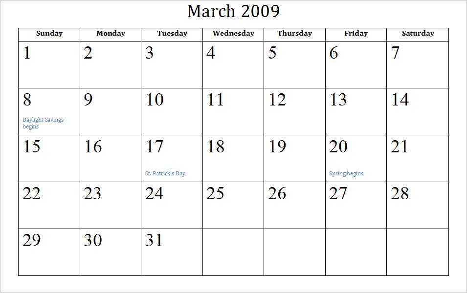 calendar template 2010. These free calendar templates