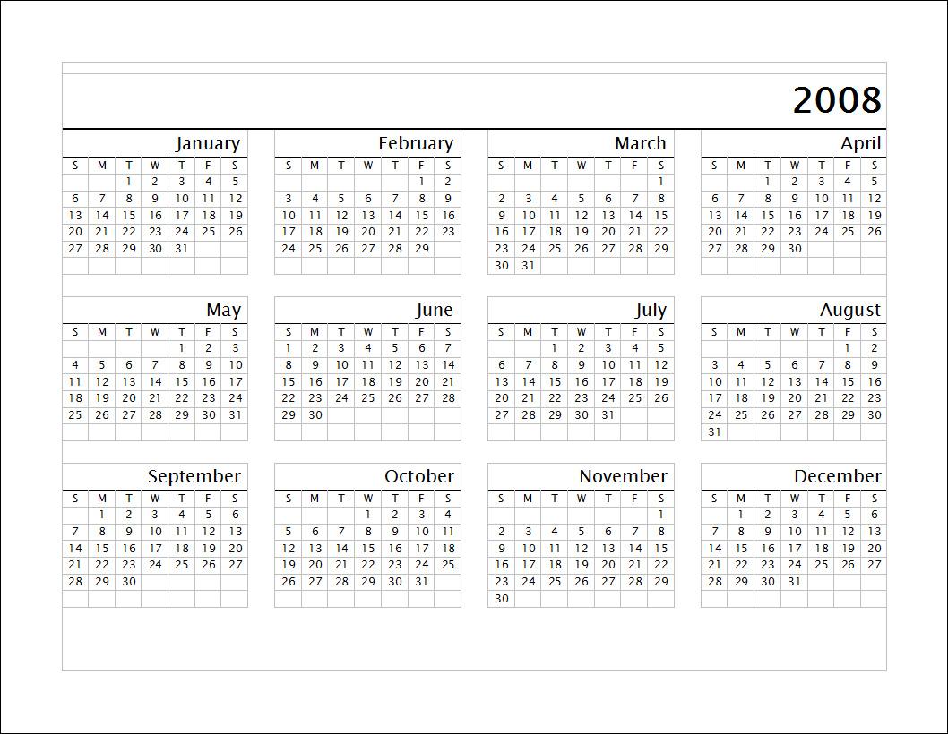 Calendar for Year 2019 (New Zealand)